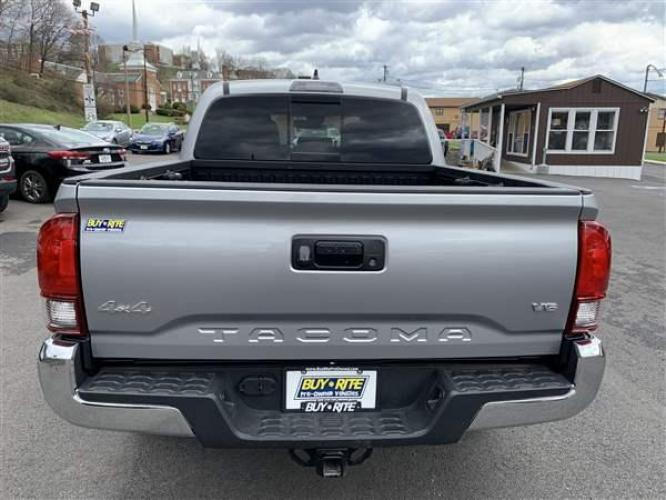 2019 SILVER TOYOTA TACOMA (5TFCZ5AN0KX) with an 6 engine, AT transmission, located at 353 S. Mineral St., Keyser, WV, 26726, (304) 788-7887, 39.436451, -78.981674 - Photo #12