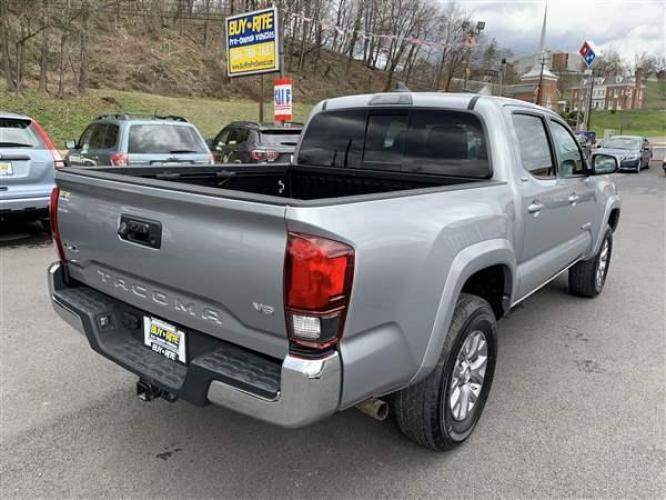 2019 SILVER TOYOTA TACOMA (5TFCZ5AN0KX) with an 6 engine, AT transmission, located at 353 S. Mineral St., Keyser, WV, 26726, (304) 788-7887, 39.436451, -78.981674 - Photo #14
