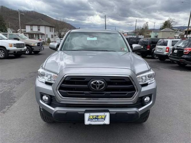2019 SILVER TOYOTA TACOMA (5TFCZ5AN0KX) with an 6 engine, AT transmission, located at 353 S. Mineral St., Keyser, WV, 26726, (304) 788-7887, 39.436451, -78.981674 - Photo #1