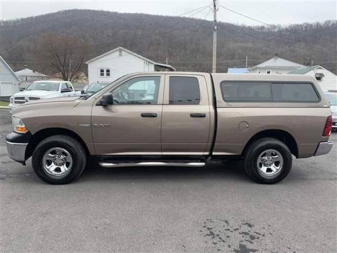 2010 BROWN DODGE RAM PICKUP (1D7RV1GT4AS) with an 8 engine, located at 353 S. Mineral St., Keyser, WV, 26726, (304) 788-7887, 39.436451, -78.981674 - Photo #18