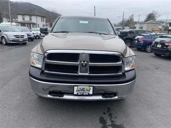 2010 BROWN DODGE RAM PICKUP (1D7RV1GT4AS) with an 8 engine, located at 353 S. Mineral St., Keyser, WV, 26726, (304) 788-7887, 39.436451, -78.981674 - Photo #1