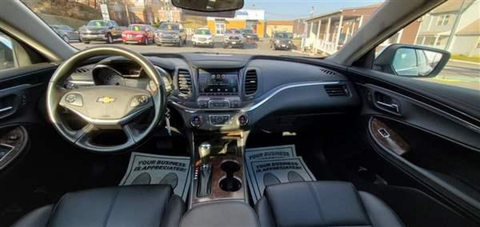 2014 BLUE CHEVROLET IMPALA (2G1125S36E9) with an 6 engine, AT transmission, located at 353 S. Mineral St., Keyser, WV, 26726, (304) 788-7887, 39.436451, -78.981674 - Photo #6
